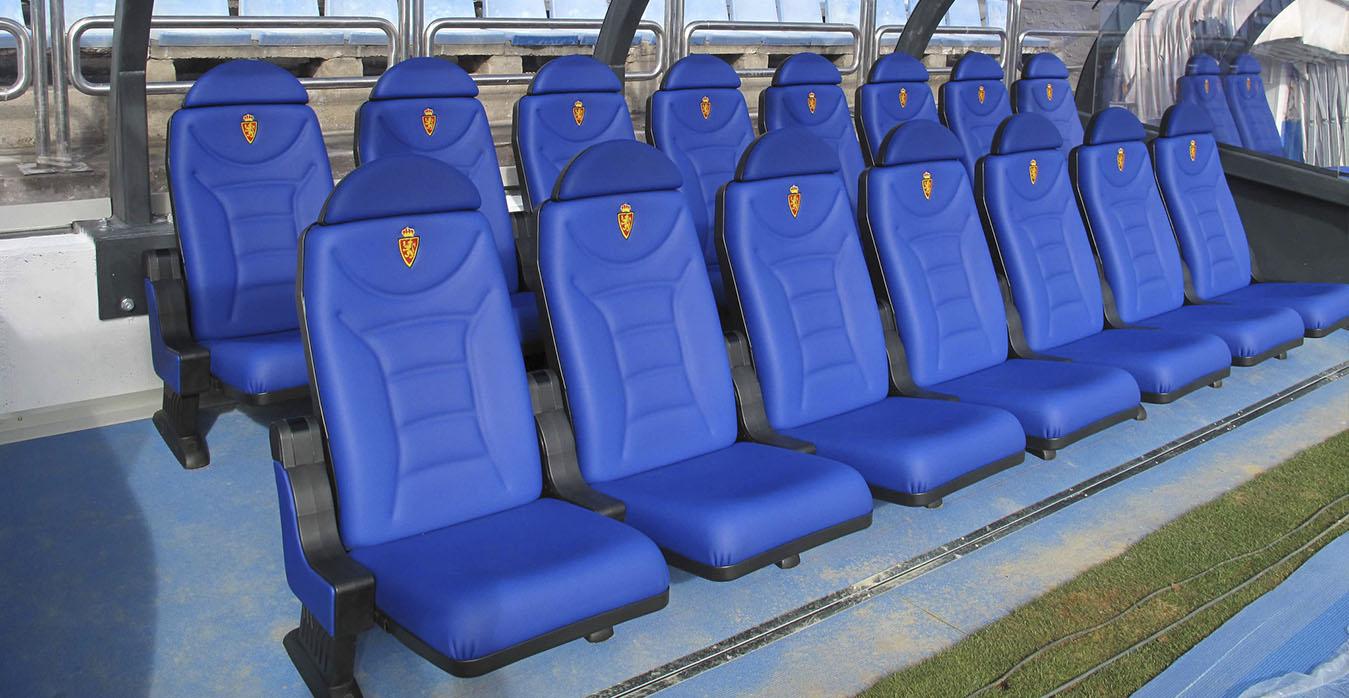 Пластиковые кресла для стадионов