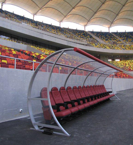 Кресла S04440 + Montreal Cоmfort Stadium