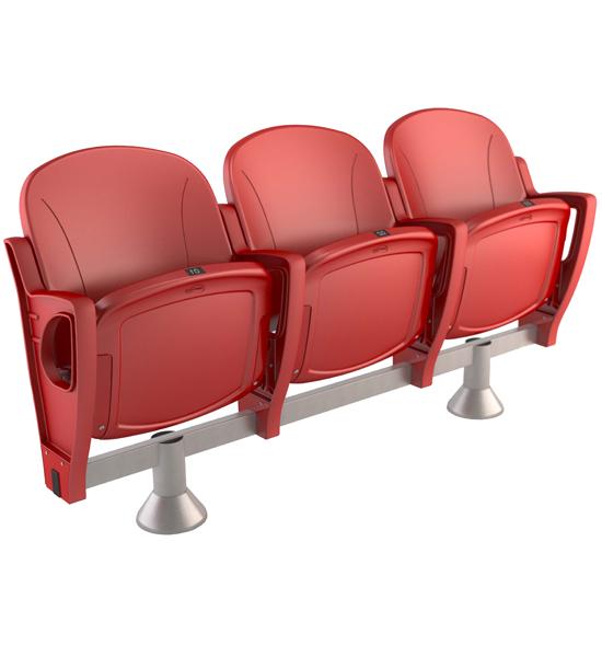 Пластиковые сиденья для стадионов