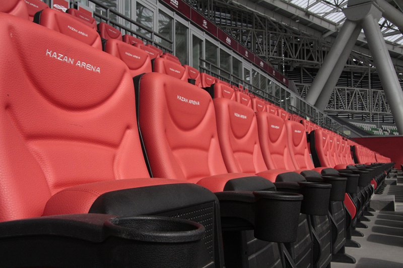 "Галерея инсталляций ""Montreal Stadium"""