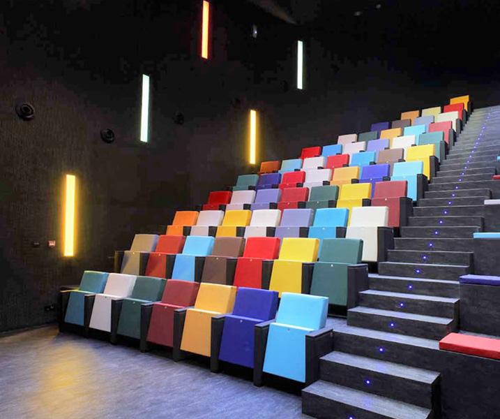 Другие инсталляции конференц-залов